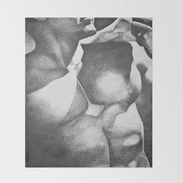 Modern David Throw Blanket
