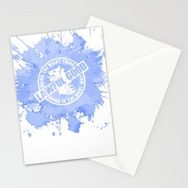 d20 Lawful Good Alignment Stationery Cards