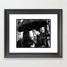Let The Right One In Framed Art Print