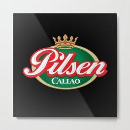 Cerveza Pilsen Callao Metal Print