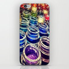 Eyeshadow iPhone & iPod Skin