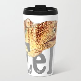 E is for Eel Travel Mug