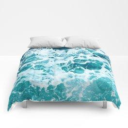 Ocean Splash IV Comforters