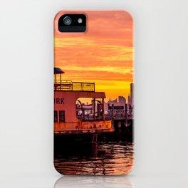 Ferry Boat John F. Kennedy iPhone Case