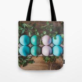 Easter Eggs 27 Tote Bag