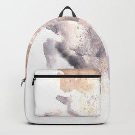 Watercolor Texture Movement | [Grief] Haze Backpack