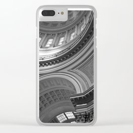 Rotunda, Madison, WI - Madison's Dome Clear iPhone Case
