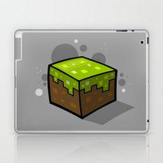 Grass Block Laptop & iPad Skin