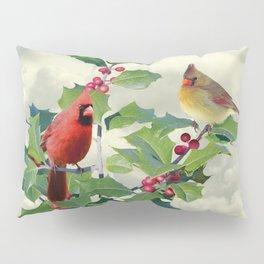Spade's Cardinals Pillow Sham