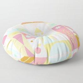 Happy Castle 2.0 Floor Pillow