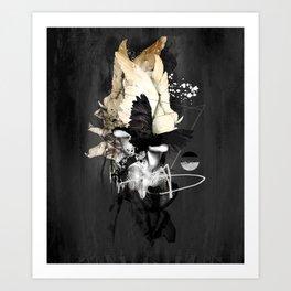 Naveen's Dream Art Print