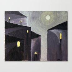 Vicolo (Alley) Canvas Print