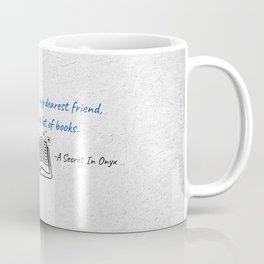 Book Quotes Coffee Mug