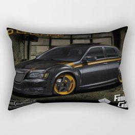 No Chance Concept Only Rectangular Pillow