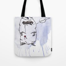 Little Lollipop Monster Tote Bag
