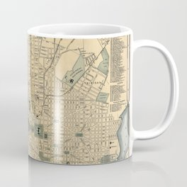 Washington D.C. 1893 Coffee Mug