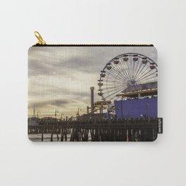 Santa Monica Pier Fun Carry-All Pouch