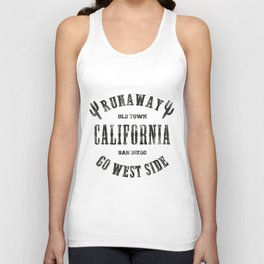 California Runaway Unisex Tank Top