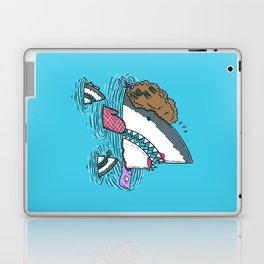 The Mom Shark Laptop & iPad Skin