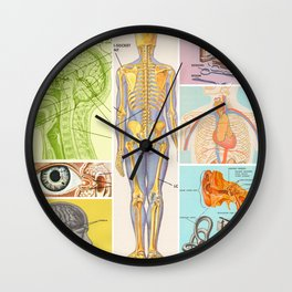 It's What's On The Inside… Wall Clock