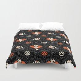 Spooky Kittens Duvet Cover