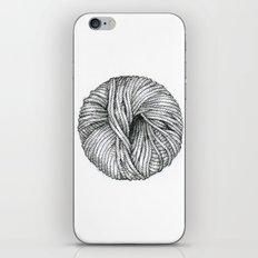 Ball of yarn iPhone & iPod Skin