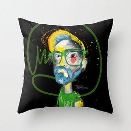 Rapadura Throw Pillow