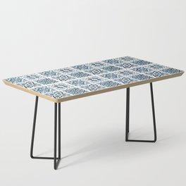 Mediterranean Tile Repeat Coffee Table