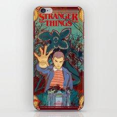 Strange Things lately iPhone & iPod Skin