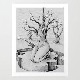 027 Art Print