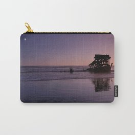 Peter Iredale Shipwreck at Fort Stevens State Park, Oregon. 2 Carry-All Pouch