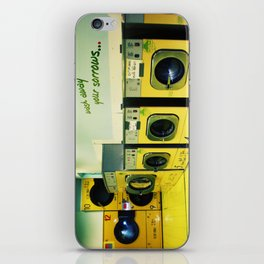 wash away your sorrow... iPhone Skin