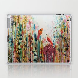 la romance Laptop & iPad Skin
