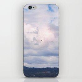 Pastel vibes 41 - El vuelo iPhone Skin