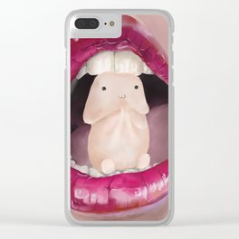 Squishy Clear iPhone Case