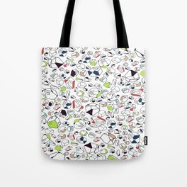 rocked Tote Bag