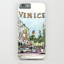 Venice, California iPhone Case
