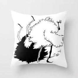 Donquixote brothers Throw Pillow