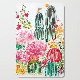Paige's Garden Cutting Board
