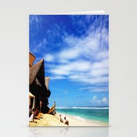indonesia Stationery Cards featuring BALI, Indonesia  by BRIELLE LEVY