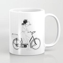Anita | Fashion illustration Coffee Mug