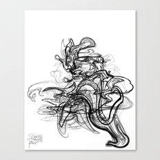 Kaiju /  Codename: fo4rfifteen. Canvas Print