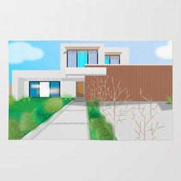 Modern Home No. 6 Rug