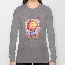 Mr. Pumpkin Long Sleeve T-shirt