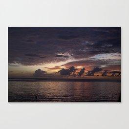 sky delight Canvas Print