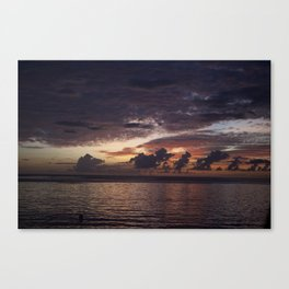 sky delight Canvas Print