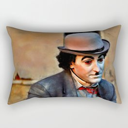 Chaplin Rectangular Pillow