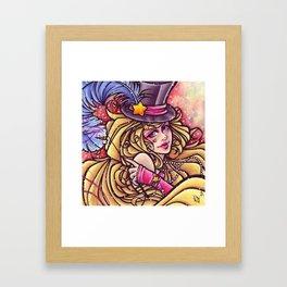 Sugar & Spice Framed Art Print