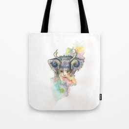 Color Me Hmong Tote Bag