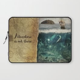 WATER WORLD Laptop Sleeve